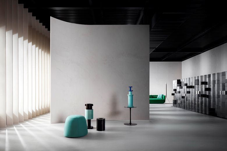 MDF Italia Showroom