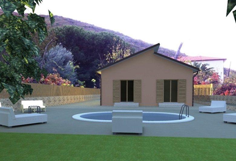 Progetto per la realizzazione di una villetta