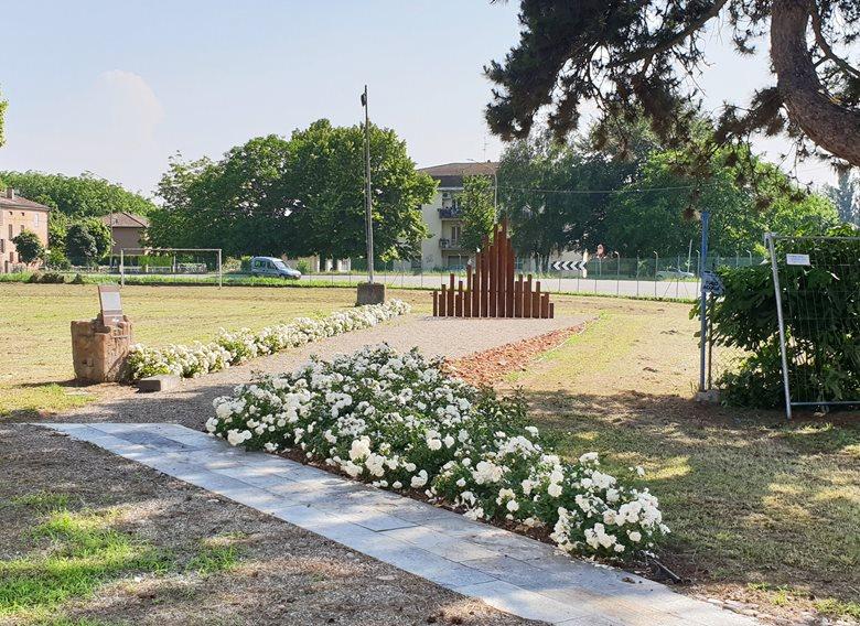 Memoriale ai caduti del sisma