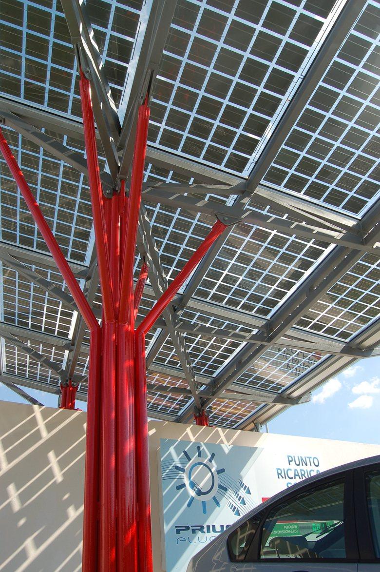 Toyota fotovoltaico