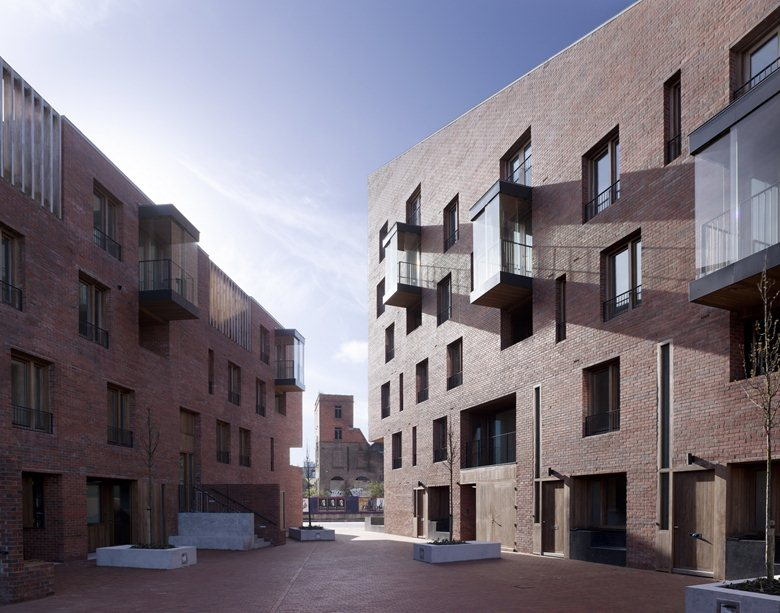Timberyard Social Housing