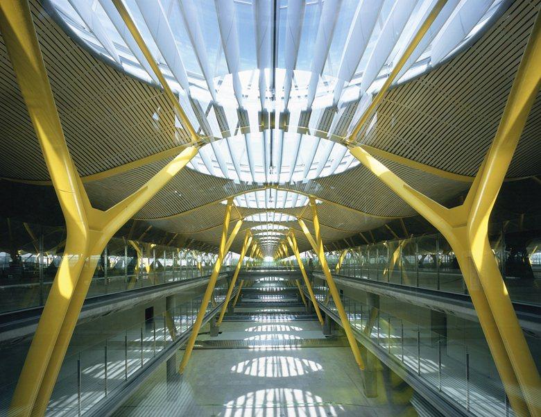 T4 -  Madrid Barajas Airport