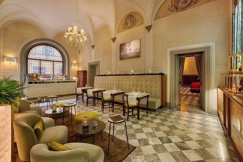 Savini Tartufi Resaturant - NH Hotel Porta Rossa