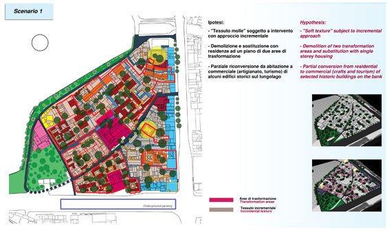 Recupero urbano area Baimixieje