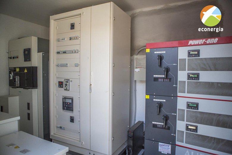 Impianto fotovoltaico 608.18 kW Comune di Oristano
