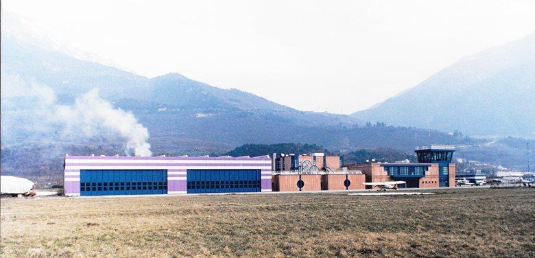 Aerostazione - Aerotel - Museo G.Caproni