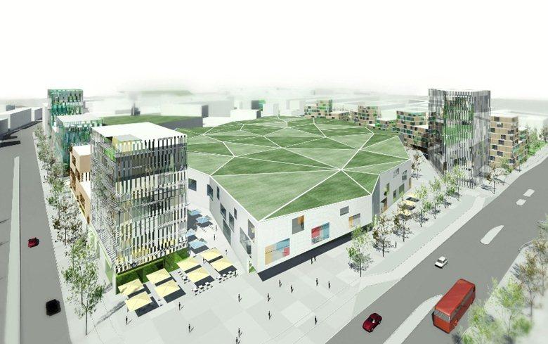 Malmo New Fair and Exhibition Centre