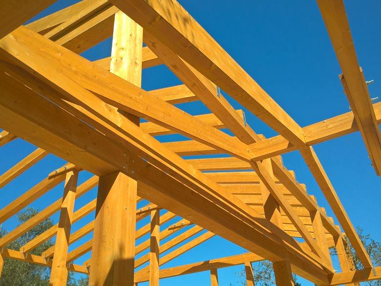 Case in legno - Riviera Ligure