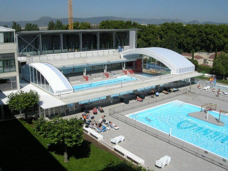 Pool Retractable Enclosure Maperglas Sl