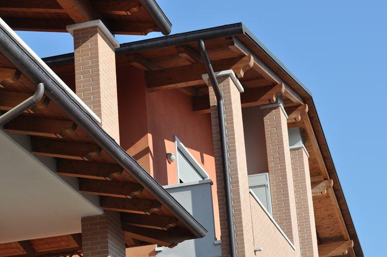 Complesso residenziale composto da 40 unità.