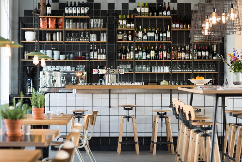 The Thialf restaurant