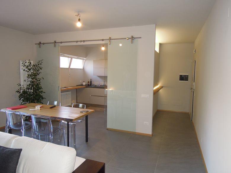 Casa M _ Ristrutturazione di un appartamento
