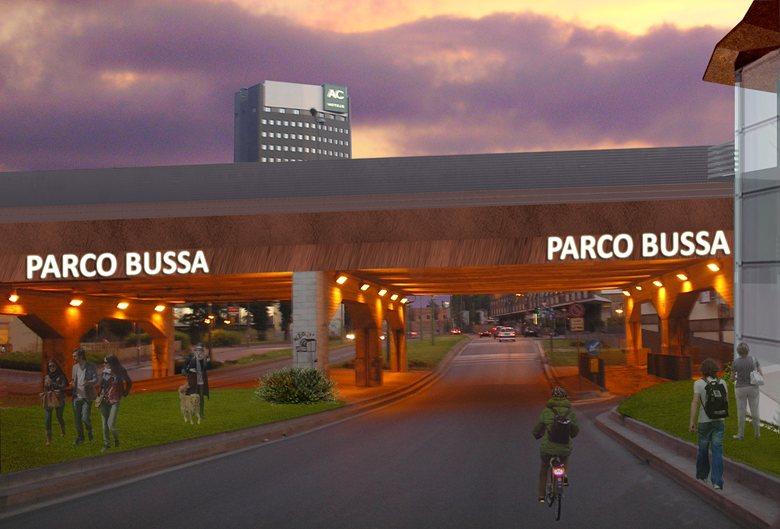 Concorso internazionale di progettazione Cavalcavia Bussa