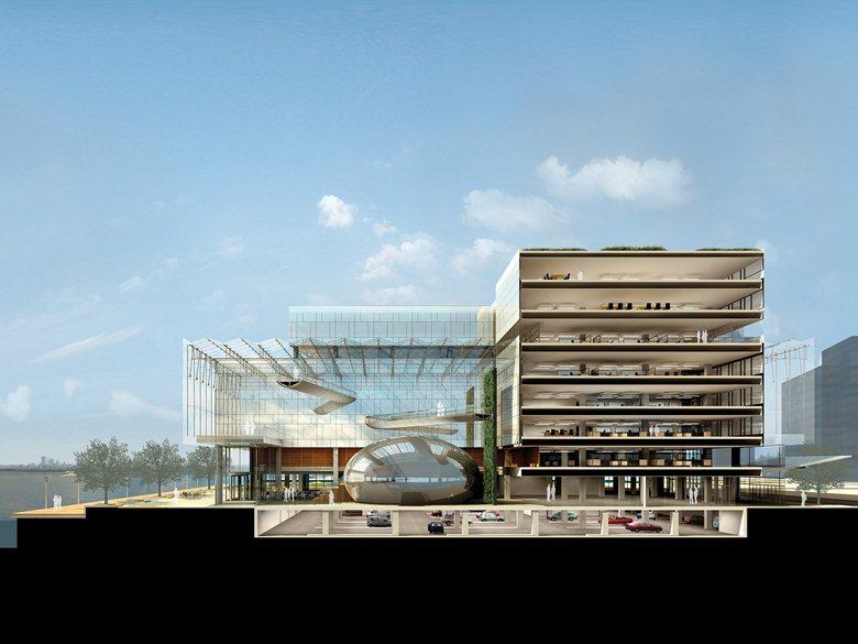Toronto Economic Development Corporation (TEDCO) - Corus Offices and Studios