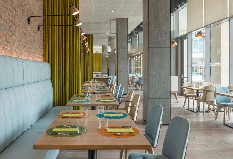 Aloft Hotel, Al Ain – Interior Concept