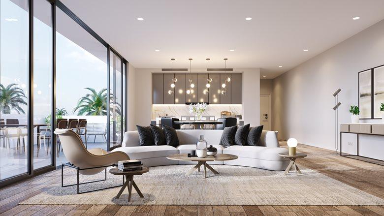 Interior Rendering project