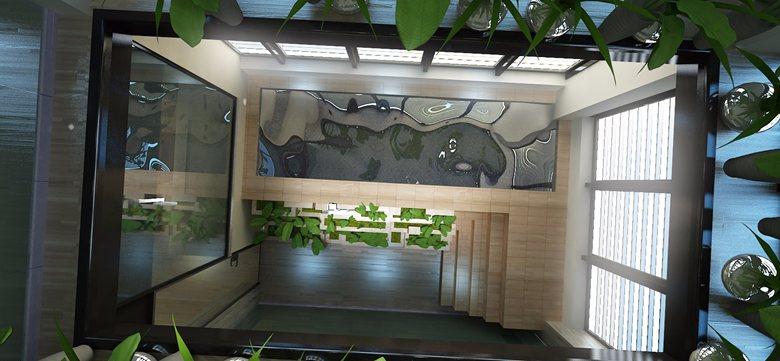 Interior Design for a Loft in Tirana
