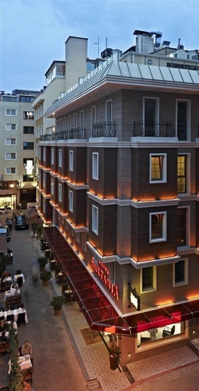 Hotel Sultania - Istanbul Sultanahmet
