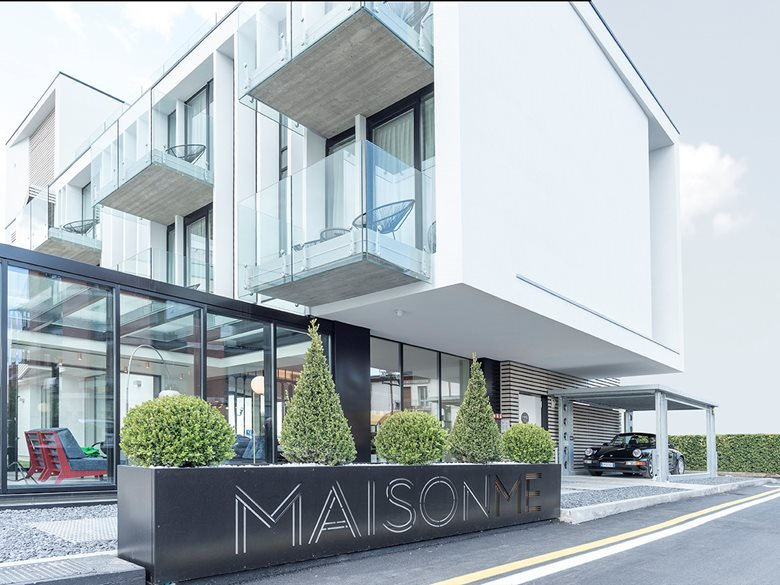 CAR LIFT DESIGNED FOR MAISONME BOUTIQUE HOTEL