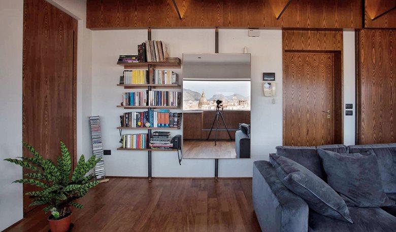 Design per casa Aragona