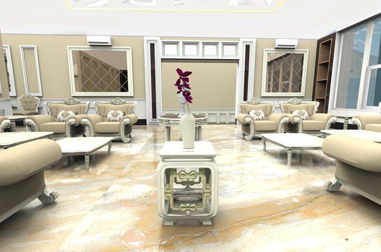 Classic Contamporary Interior