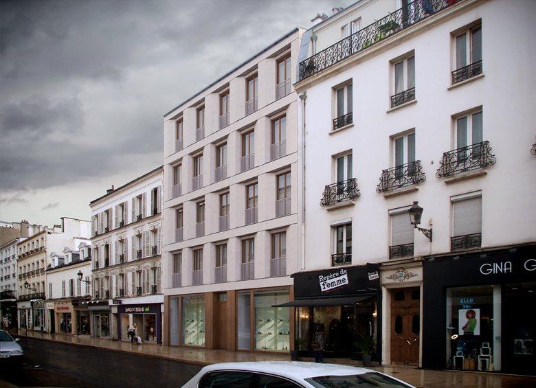 Avenue du Chateau Apartments