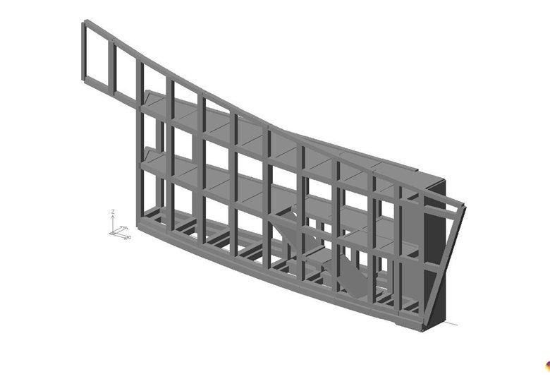 Progetto delle strutture per un Edificio industriale
