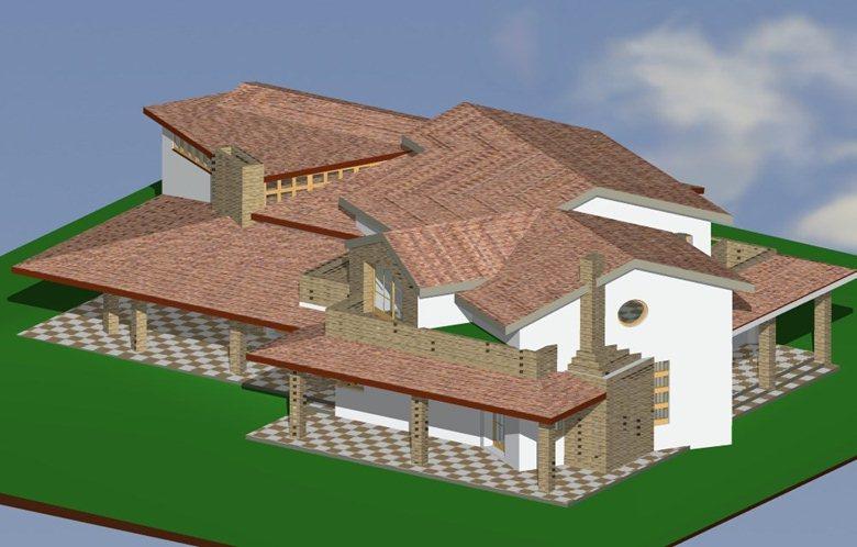 Gagliarda Alta House