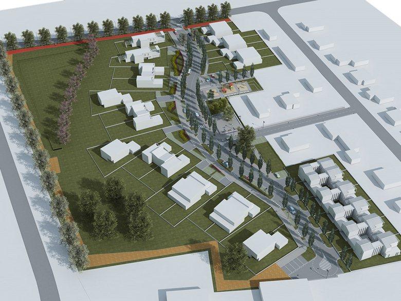 Progettazione di un villaggio ecologico