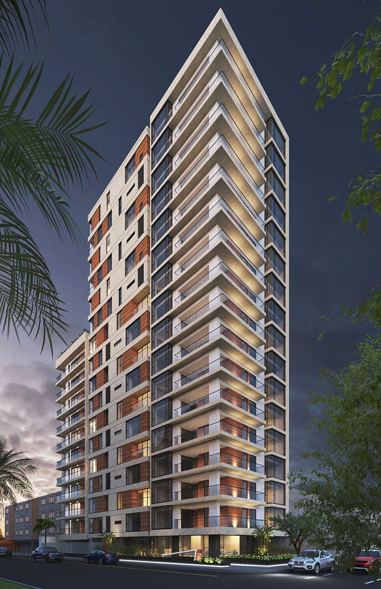 Edificio Multifamiliar Malecon Balta