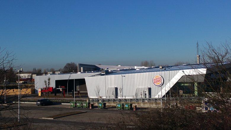 Burger King & Pittarello Silea