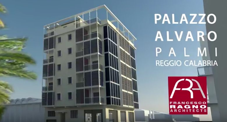 FRA RAGNO ARCHITECTS 2017 - URBAN DESIGN E RESTYLING A PALMI