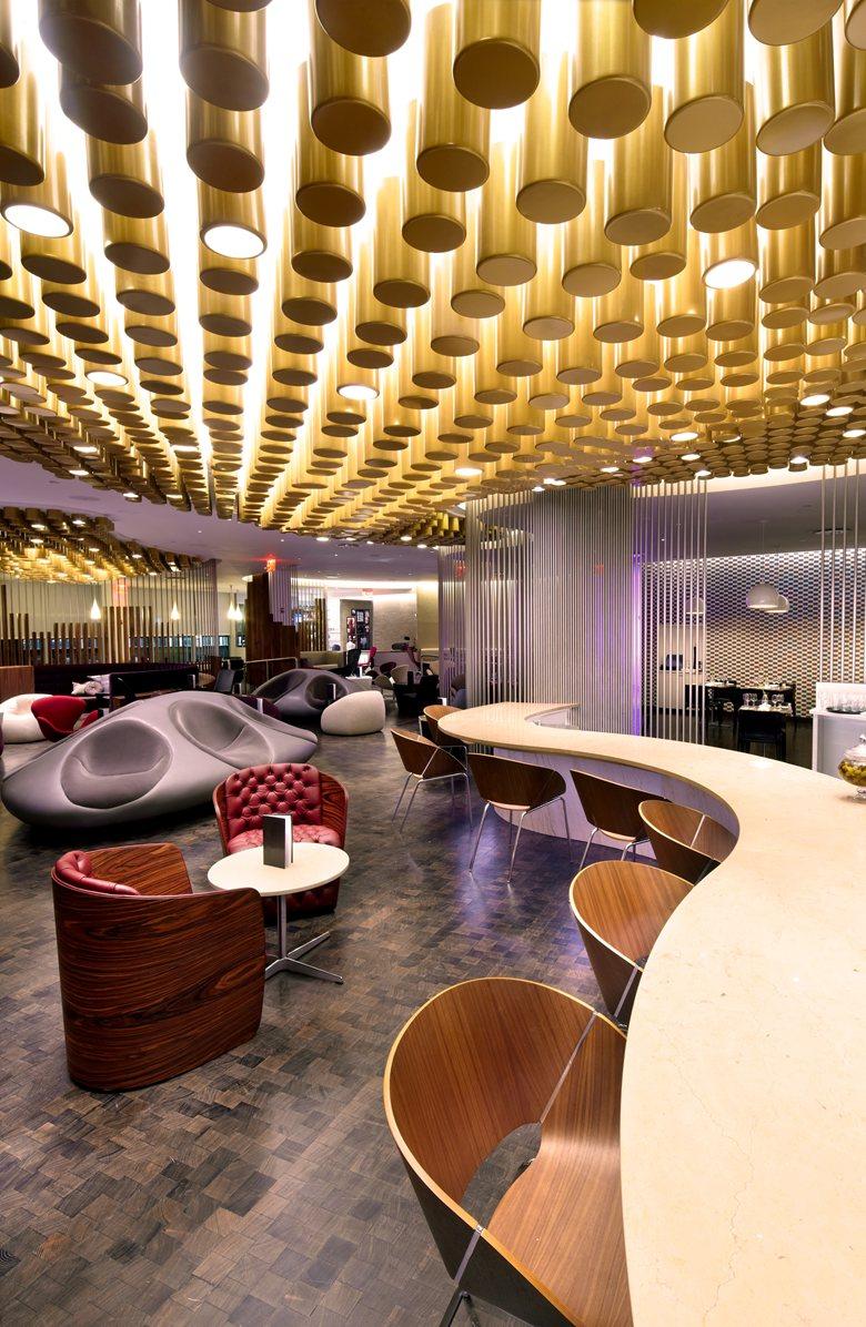 Virgin Atlantic Clubhouse at JFK