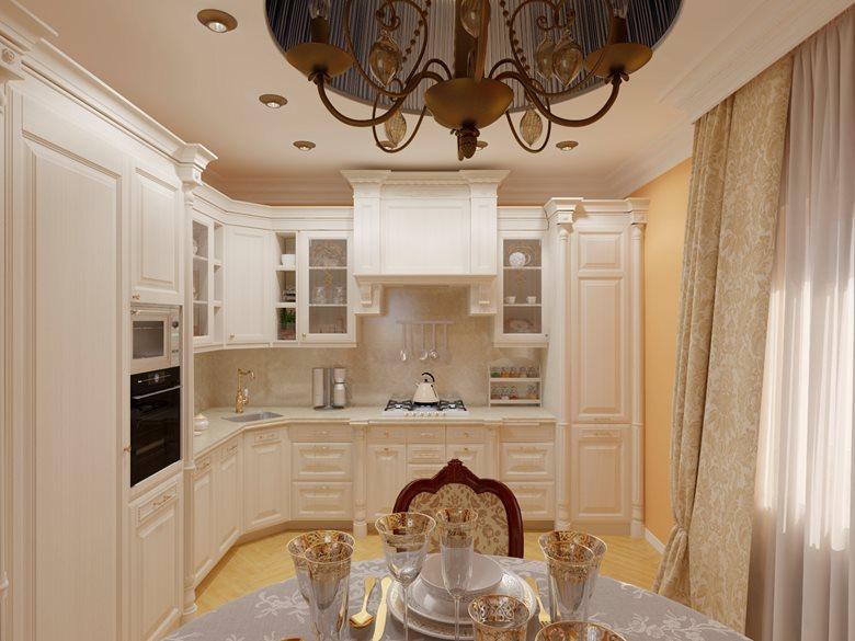 Classic Kitchen Vis Avj