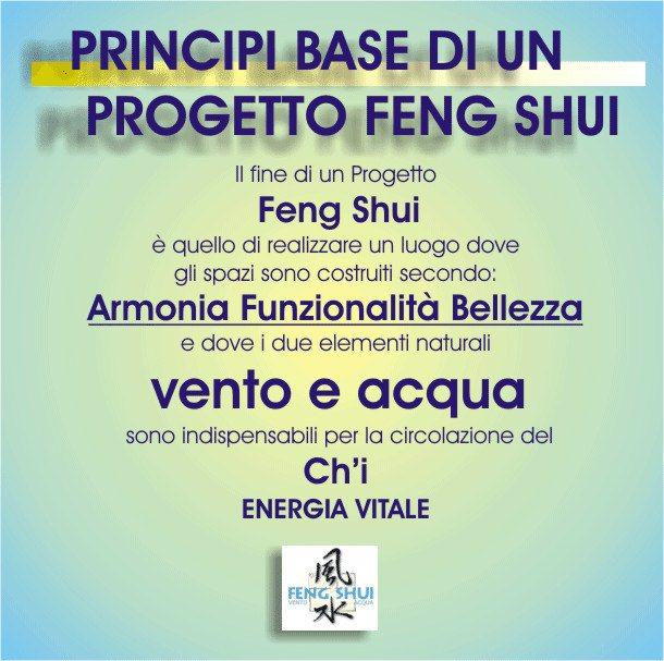 Progettare Feng Shui