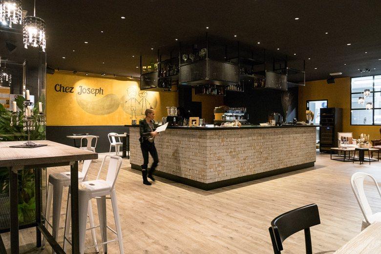 Chez Joseph lounge bar