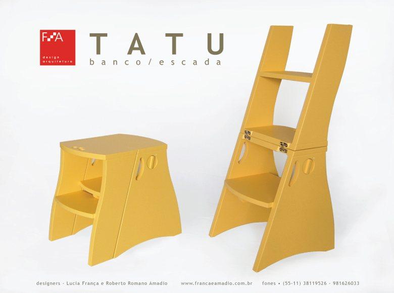 Banco Escada TATU