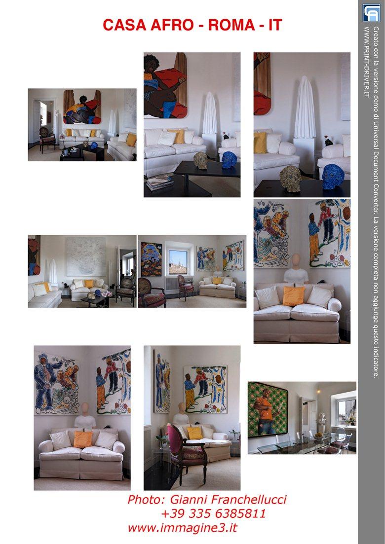 Roma Casa Afro