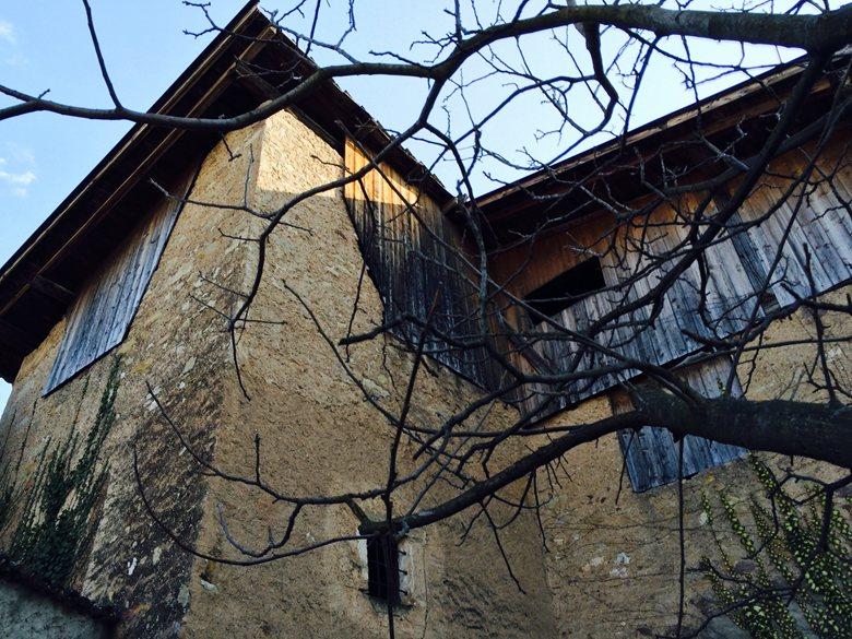 Progetto di recupero edificio storico