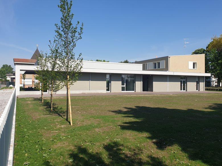 Nuovo centro polifunzionale