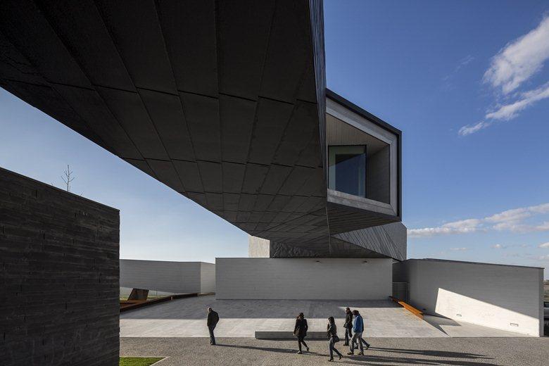 Ílhavo Maritime Museum Extension
