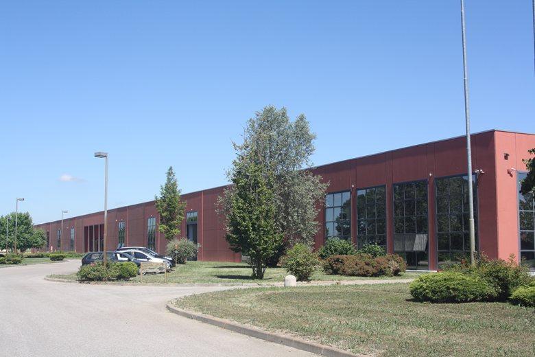 Edificio produttivo