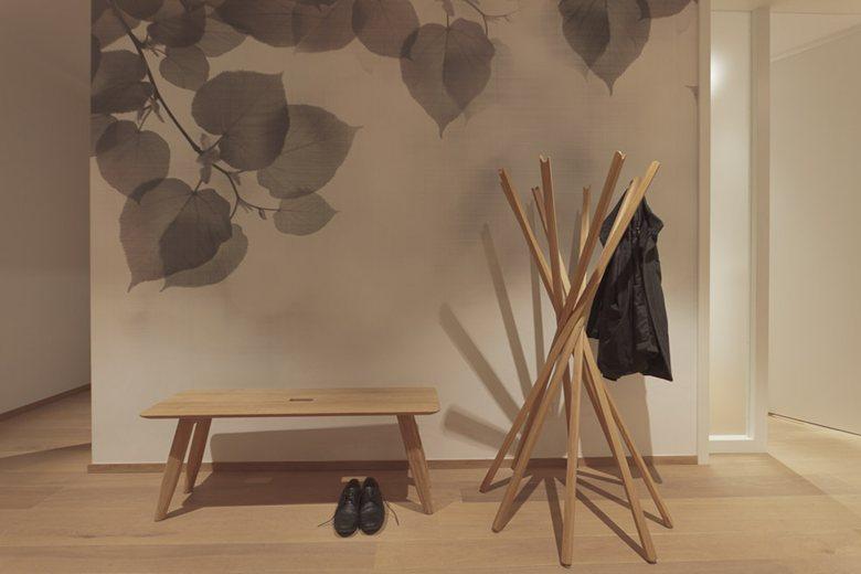Aetas Carta Da Parati.Wardrobe With Natural Touch Stefan Pircher