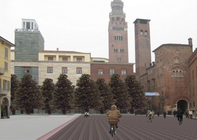 Concorso di idee per la riqualificazione di Piazza Stradivari
