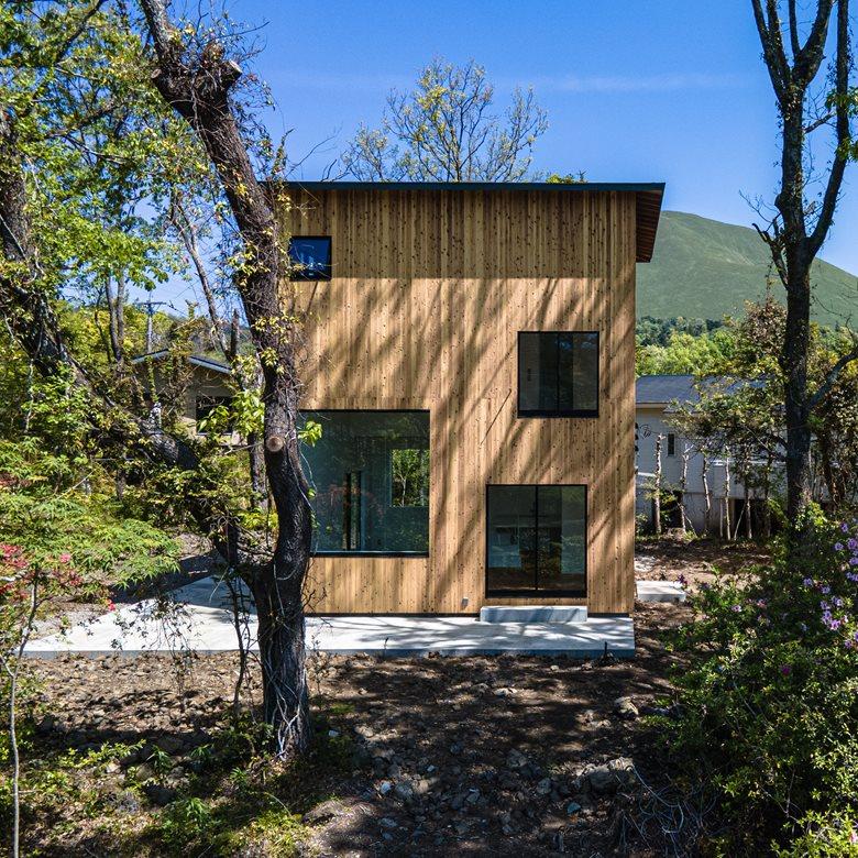 I House in Izu-Kogen