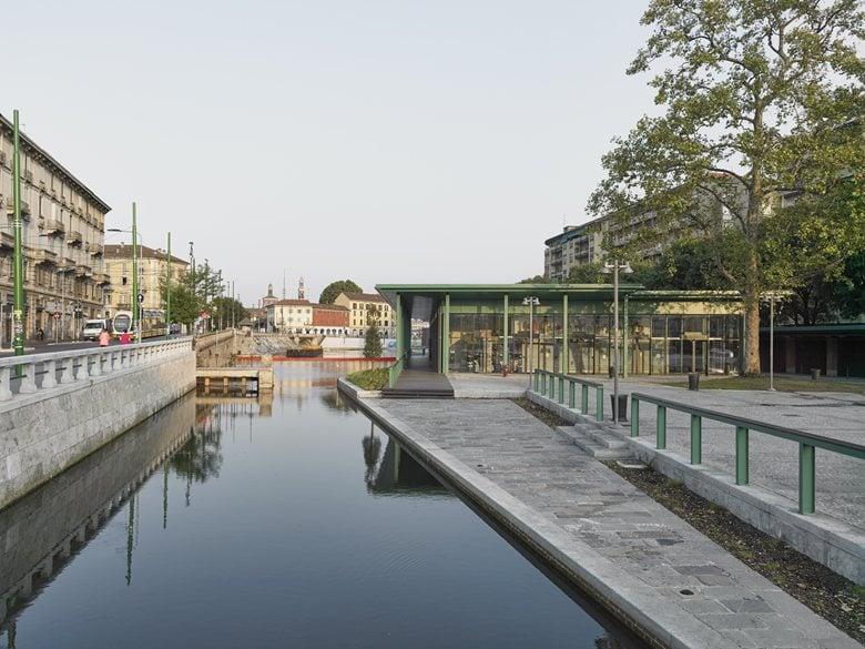 'La darsena ritrovata' - Expo 2015