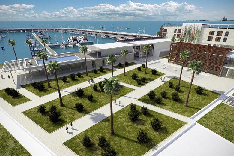 Nuovo porto turistico
