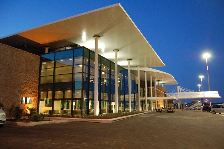 Terminal Aviazione Generale, Aeroporto di Olbia
