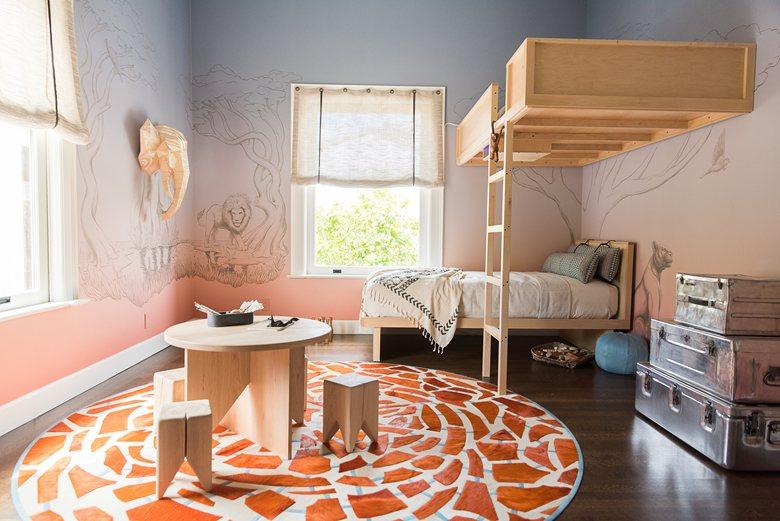 Great Exploration Kid's Bedroom