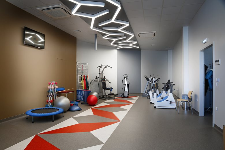 Physiotherapy Clinic Construction